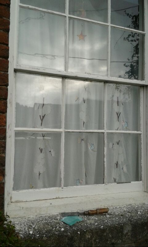 Sash window